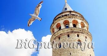 800 rsd vaučer za extra popust na putovanje u Istanbul (3 noćenja u htl 3* sa doručkom i prevoz) za 99e