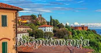 800 rsd vaučer za extra popust na putovanje u Toskanu i Cinque Terre (2 noćenja u htl 3* sa doručkom i prevoz) za 89e