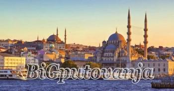 ISTANBUL - 3 noćenja sa doručkom u hotelu sa 3* (švedski sto) vec od 119e