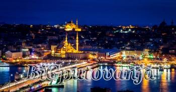 ISTANBUL - 8 dana / 5 noći