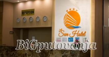 SUN HOTEL 3*- DRAČ