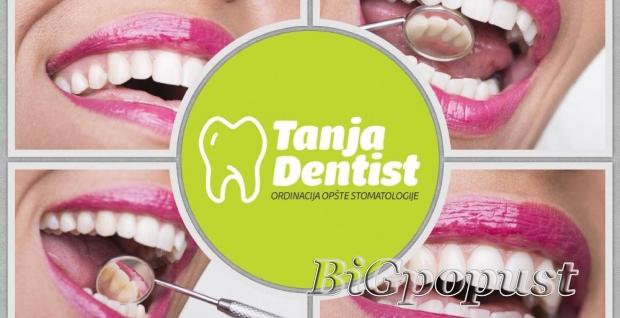 1000, rsd, za, uklanjanje, kamenca, i, mekih, naslaga, sa, poliranjem, zuba, , nanoenje, paste, sa, fluorom, , anestezija, , pregled, u, stomatolokoj, ordinaciji, tanja, dentist