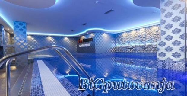 10000 din za tri noćenja za dve osobe-radni dani u studio apartmanu uz neograničeno korišćenje spa centra (bazeni, sauna, parno kupatilo, slana soba, đakuzi kade sa hidromasažerima) - MujenLux Kopaonik