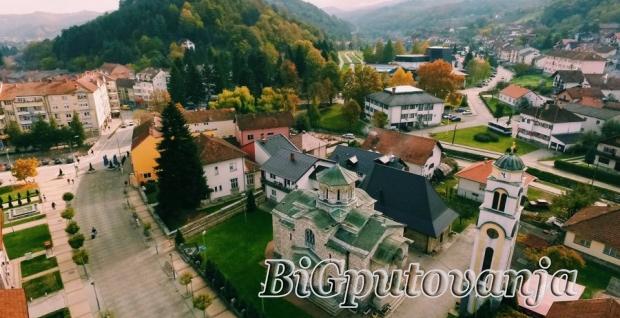 TEKERIŠ - KRUPANJ - MAKČOV KAMEN - DOBRI POTOK