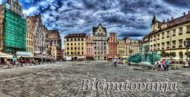 500 rsd vaucer kojim ostvarujte popust na putovanje u Vroclav