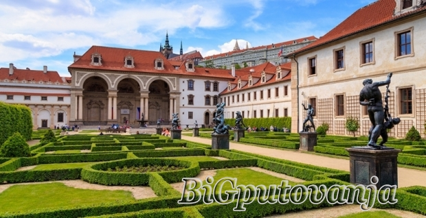 600 rsd vaučer za extra popust na putovanje u Prag autobusom - 2 noćenja u hotelu sa 3* i prevoz za 69e/79e