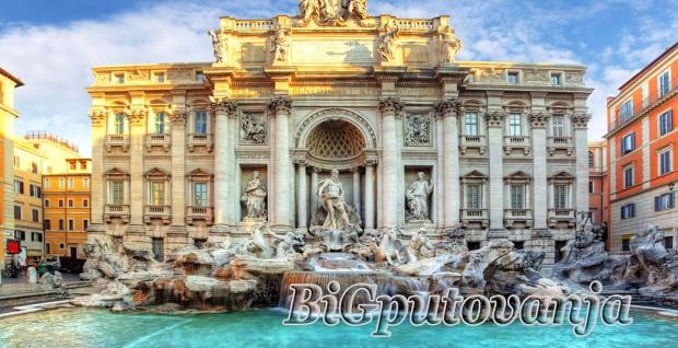800 rsd vaučer za extra popust na putovanje u Rim i Napulj sa fakultativnim obilascima: Vatikan, Pompeja, Sorento, ostrvo Kapri (3 noćenja u htl 3* sa doručkom i prevoz) za 149e