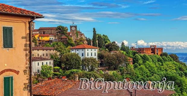 800 rsd vaučer za extra popust na putovanje u Toskanu i Cinque Terre (2 noćenja u htl 3* sa doručkom i prevoz) za 79e