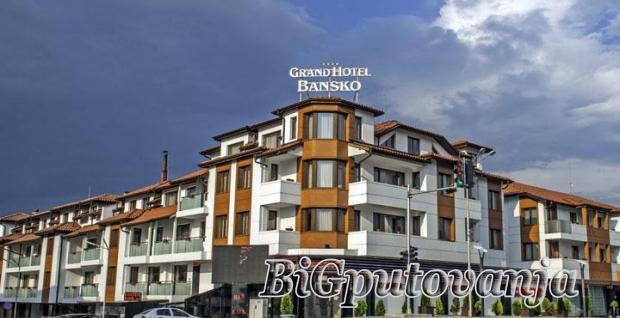 BANSKO (apartmani i hoteli 2*- 5* na bazi navedene usluge) 7 nocenja autobusom ili sopstvenim prevozom vec od 112e po osobi