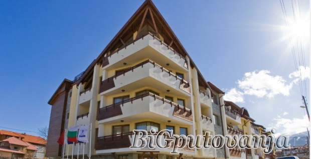 Bansko - Hotel Mountview lodge (7 nocenja - najam studia ili apartmana) vec od 240e