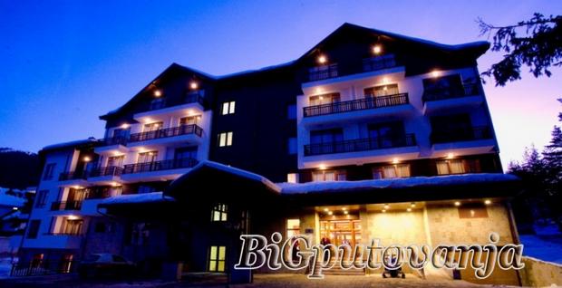 Borovec - Hotel Borovets Hills (7 polupansiona) vec od 350e po osobi