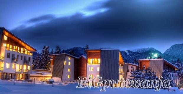 Borovec - Hotel Euphoria club end spa (7 nocenja sa doruckom) vec od 446e za dve osobe