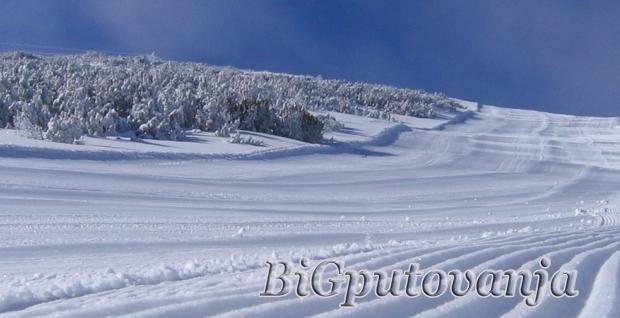 Borovec - skijanje u Bugarskoj vec od 207 e po osobi