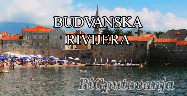 BUDVANSKA RIVIJERA: (Budva, Becici, Rafailovici) - hoteli 3*- 5* (7 nocenja sa uslugom po izboru) vec od 168e po osobi