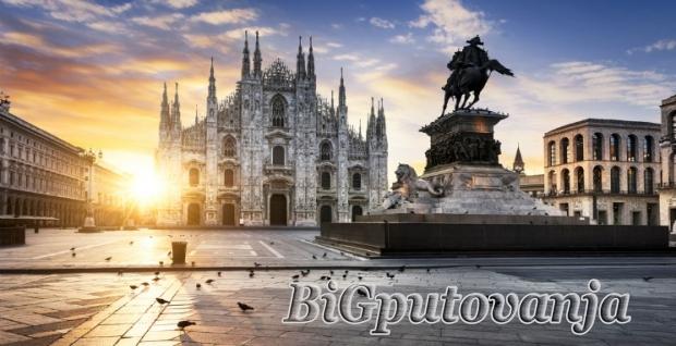 DOCEK Nove 2019. godine - MILANO (5 dana-2 nocenja) vec od 149e