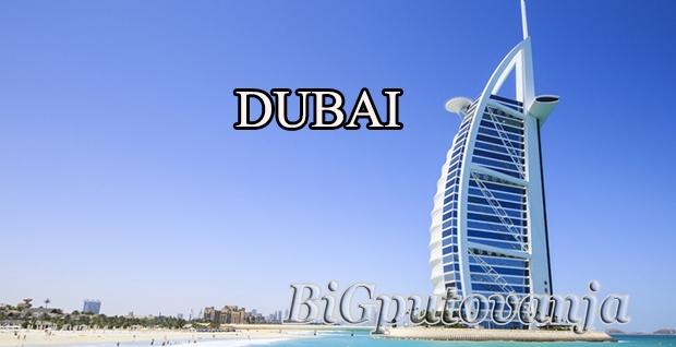 DUBAI - (paket aranzman avion + hotel 3*- 5* na bazi izabrane usluge od 5 noci i vise) vec od 644e po osobi