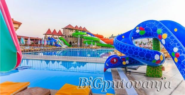 DVOJE DECE GRATIS - TURSKA (hoteli 5* all inclusive i ultra all inclusive) - 10 nocenja sa avio prevozom vec od 555e