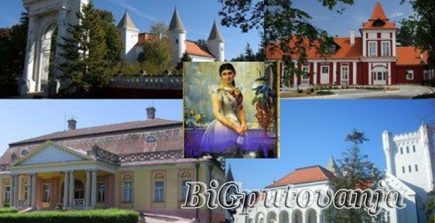 dvorci, vojvodine, dunerski, fantast, sokolac, eka