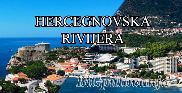 HERCEGNOVSKA RIVIJERA: (Herceg Novi, Igalo) - hoteli 2*- 4* (7 nocenja sa uslugom po izboru) vec od 147e po osobi