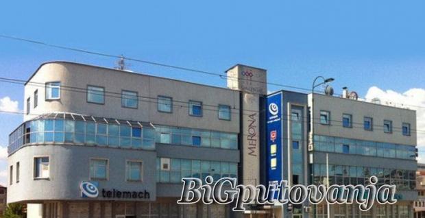 Vaucer od 500 rsd za extra popust - Hotel & Spa Merona - Sarajevo (nocenje za dvoje uz doručak na bazi Švedskog stola i koriscenje Spa zone, turskog kupatila ili finske saune)