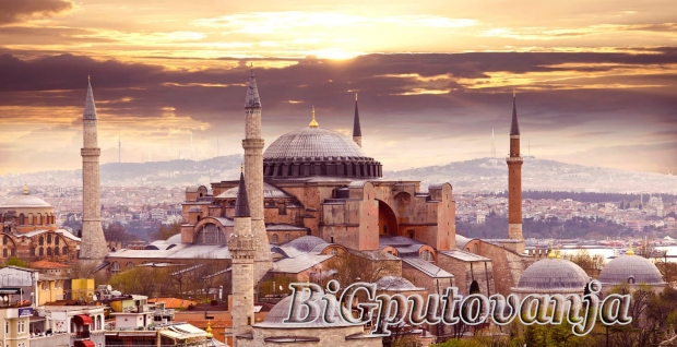 ISTANBUL - Princeva ostrva - autobusom - 6 dana, 3 noćenja