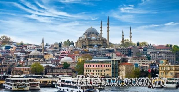ISTANBUL - 2 noćenja sa doručkom u hotelu sa 3* (švedski sto) vec od 89e