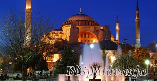 ISTANBUL - 7 dana / 4 noći