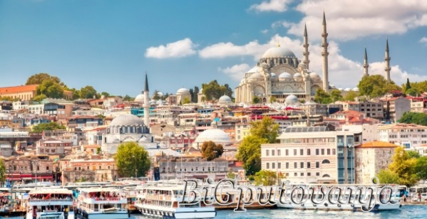 istanbul, za, 8, mart, vec, od, 99e