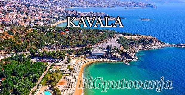 KAVALA - hoteli 2* - 5* (10 nocenja sa uslugom po izboru) vec od 373e
