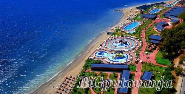 KOMPLEKS HOTELA EFTALIA ISLAND AVIONOM - SVE NA JEDNOM MESTU (10 nocenja - 2 dece GRATIS) - hoteli 5* sa uslugom 24h ultra all inclusive vec od 610e