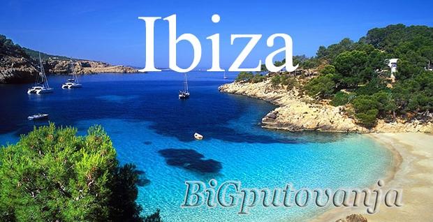 LETOVANJE U SPANIJI: Balearska ostrva IBICA (individualni polasci avionom 7 noćenja sa doručkom u hotelima po izboru sa 2*/3*/4*/5*) po ceni već od 599e