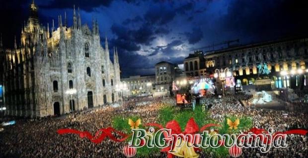 Milano (4 dana - 2 nocenja) vec od 129e