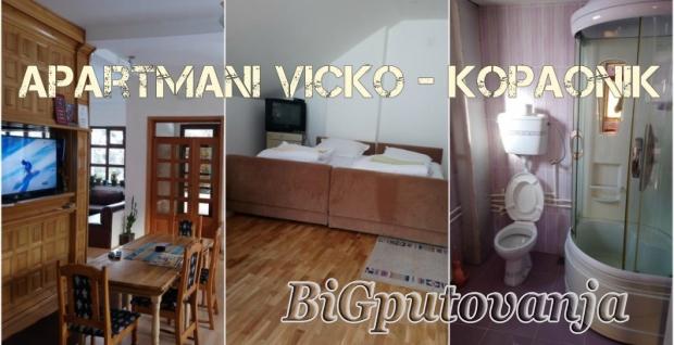 Noćenje u Apartmanima Vicko (2-4 osobe) samo 1800 rsd uz kupovinu vaucera