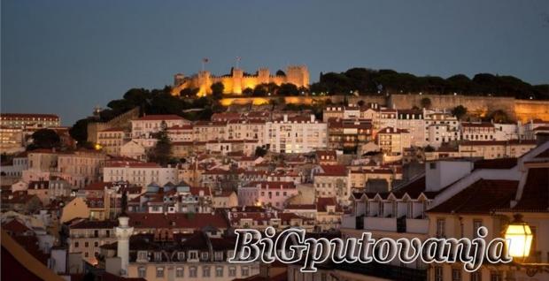 NOVOGODIŠNJE PUTOVANJE - Lisabon - AVIONOM - 6 dana - 5 nocenja vec od 489e