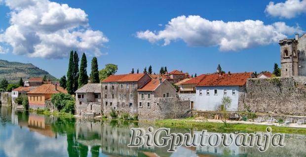 TREBINJE - 8. mart sa fakultativnom posetom Dubrovniku (1 noćenje sa doručkom) za 45e