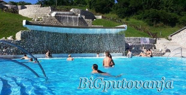 TUZLA - SLANA JEZERA (jednodnevni izlet/celodnevno kupanje)