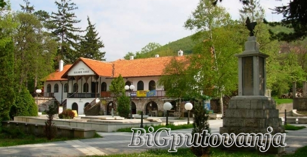 Vaučer 100 rsd po osobi dnevno za extra popust na smestaj u vili LUKIĆ - SOKO BANJA (za 7 uplaćenih  noći - 8 noć GRATIS)