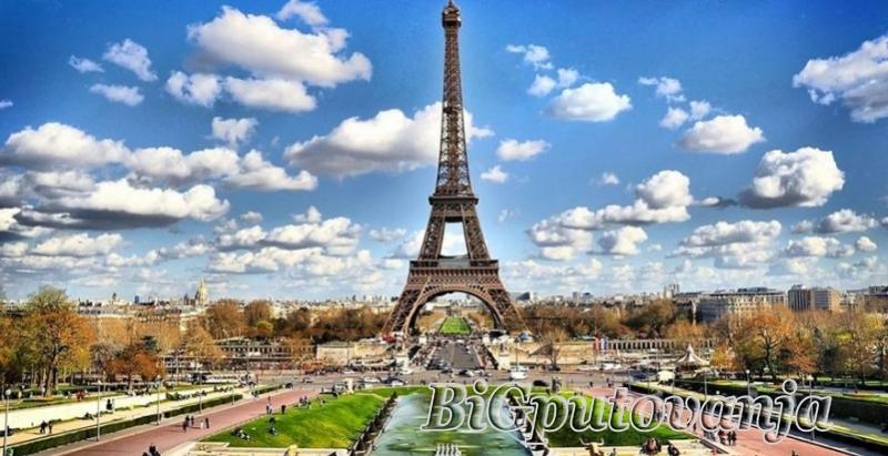 1000 rsd vaučer za extra popust na putovanje u Pariz autobusom - 4 noćenja u hotelima sa 3* (3 u Parizu i 1 Bratislavi za 225e 2