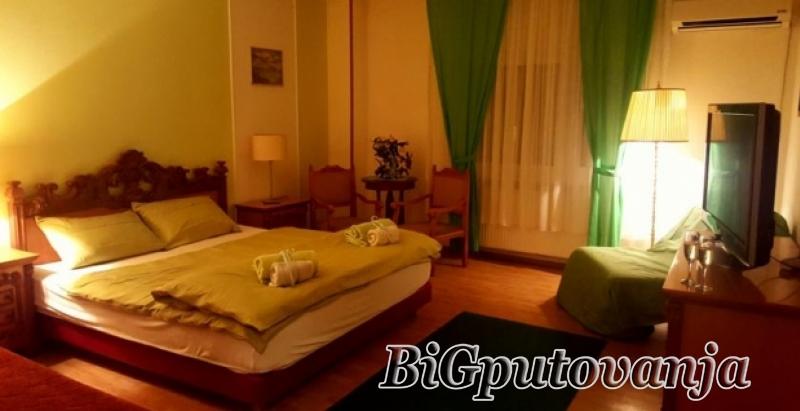 1500 rsd za dnevni odmor za dvoje + flasa sampanjca u hotelu LUGI MARIO 3