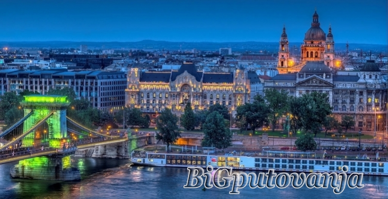 400 rsd vaucer uz koji ostvarujete popust na putovanje u Budimpestu sa dva nocenja 1