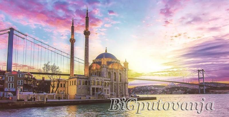 500 rsd vaucer kojim ostvarujte popust na putovanje u Istanbul na tri nocenja 3