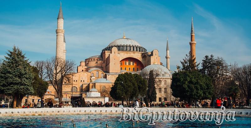 500 rsd vaucer kojim ostvarujte popust na putovanje u Istanbul na tri nocenja 4
