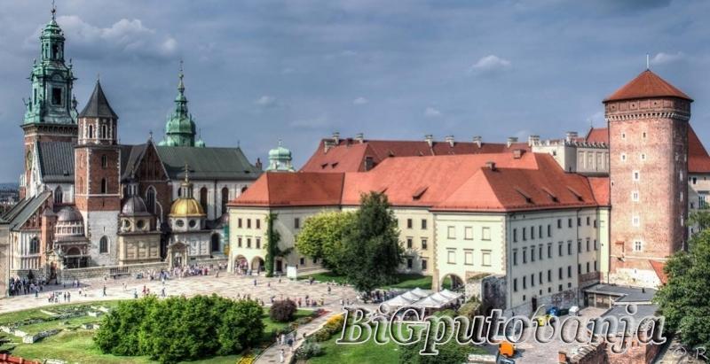 500 rsd vaucer kojim ostvarujte popust na putovanje u Krakov 1