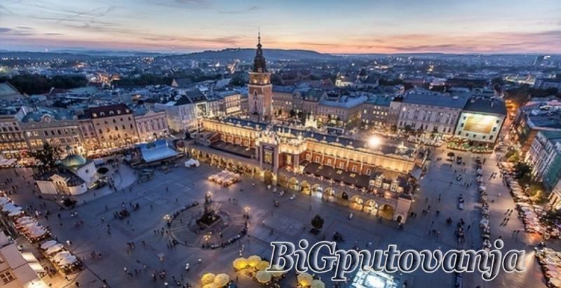 500 rsd vaucer kojim ostvarujte popust na putovanje u Krakov 4