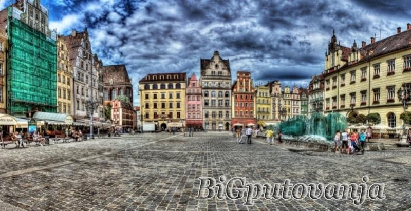 500 rsd vaucer kojim ostvarujte popust na putovanje u Vroclav 1