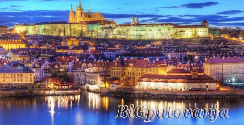 500 rsd vaucer uz koji ostvarujete popust na putovanje u Prag sa tri nocenja 4