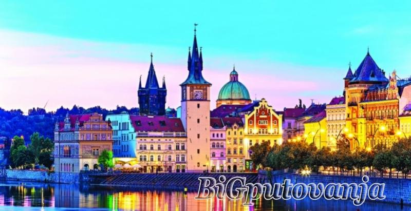 500 rsd vaucer uz koji ostvarujete popust na putovanje u Prag sa tri nocenja 1