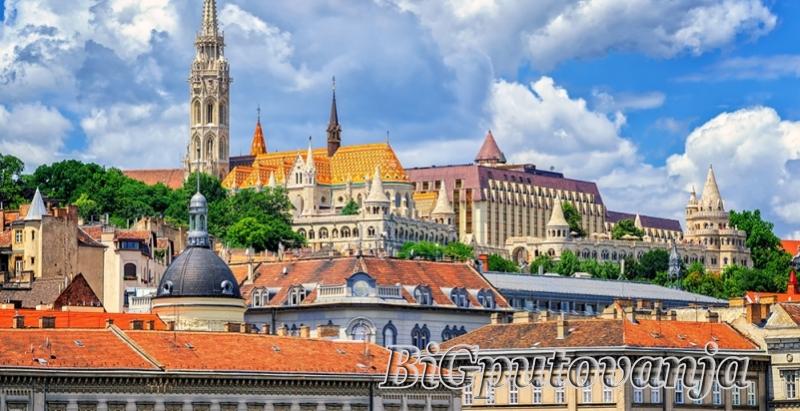 500 rsd vaučer za extra popust na putovanje u Budimpeštu (2 noćenja u htl 3* sa doručkom i prevoz) za 65e 3