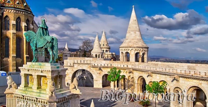 500 rsd vaučer za extra popust na putovanje u Budimpeštu (2 noćenja u htl 3* sa doručkom i prevoz) za 65e 2