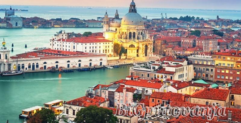 500 rsd vaučer za extra popust na putovanje u Veneciju (1 noćenje u htl 3* sa doručkom i prevoz) za 49e 1